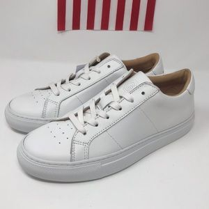 Greats Brooklyn Royale Leather Sneaker Size 6 NEW